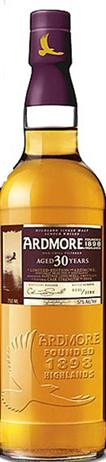 Ardmore Scotch Single Malt 30 Year Old